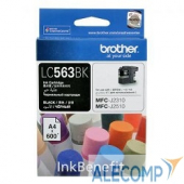 LC563BK Brother LC-563BK Картридж , BlackMFCJ2510/2310, Black, (600стр.)