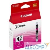 6386B001 Canon CLI-42 M 6386B001 Кардтридж для PIXMA PRO-100, Пурпурная(Magenta), 416 стр.