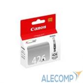 4560B001 Картридж Canon CLI-426GY 4560B001AA  для Pixma iP4840/MG5140/5240/6140/8140, Серый, 1395стр.