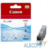 2934B004 Картридж Canon PIXMA iP3600/iP4600/MP540 (O) CLI-521, C