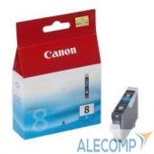 0621B024 Картридж Canon PIXMA iP4200/iP6600D/MP500 (O) CLI-8C, C