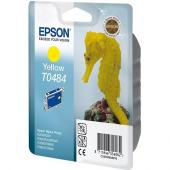 T04844010 Картридж Epson Stylus Photo R200/R300/RX500/RX600 (O) C13T04844010, Y