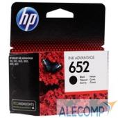 F6V25AE Картридж HP DJ1115/2135/3635/3636 №652 (О) F6V25AE, BK