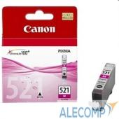 2935B004 Картридж Canon PIXMA iP3600/iP4600/MP540 (O) CLI-521, M