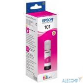 C13T03V34A EPSON C13T03V34A Контейнер с пурпурными чернилами для L4000/L6000