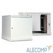ШРН-Э-12.650.1 ЦМО! Шкаф телеком. настенный разборный 12U (600х650) дверь металл (ШРН-Э-12.650.1)