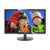 "206V6QSB6/62 Монитор 19,5"" Philips 206V6QSB6 1440x900 IPS LED 16:10 5ms VGA 10M:1 178/178 250cd Black 206V6QSB6/62"