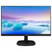 """273V7QJAB Монитор 27"""" Philips 273V7QJAB 1920x1080 IPS W-LED 16:9 5ms VGA HDMI DP 20M:1 178/178 250cd Speaker Black 273V7QJAB/01"""