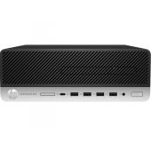 1KB34EA Компьютер HP ProDesk 600 G3 SFF Core i3-7100,4GB,500GB,DVD-RW,Dust Filter,Win10Pro, 1KB34EA