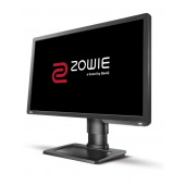 "9H.LGPLB.QBE Монитор BENQ 24"" XL2411P Zowie TN LED, 16:9, 1920x1080, 1ms, 350cd/m2, 12M:1, 170/160, D-Sub, DVI-DL, HDMI, DP 1.2 HAS, Pivot, Flicker-free Dark Grey 9H.LGPLB.QBE"