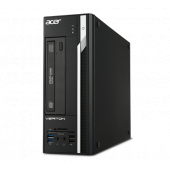 DT.VPUER.160 Компьютер DT.VPUER.160 ACER Veriton X2640G uSFF i3 7100 4GB 500GB/7200 No_ USB Free DOS 3 y OS