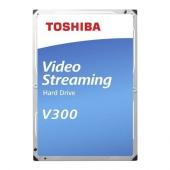 HDWU105UZSVA Жесткий диск 500Gb Toshiba V300 HDWU105UZSVA SATA 6Gb/s, 64 MB Cache, 5700 RPM для потоковой передачи видео