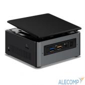 BOXNUC7CJYH2 Intel NUC BOXNUC7CJYH2, Celeron J4005, 2.7 GHz, DDR4 SODIMM (up to 2400MHz/8Gb), VGA Intel HD Graphics(2xHDMI 2.0), 4xUSB3.0, 1x2.5HDD, WiFi+BT, SHXC