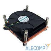 CA1156 Procase CA1156 Медный активный радиатор 1U под S1156 (fan 5000rpm)