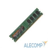 QUM2U-2G800T6R Память QUMO DDR2 DIMM 2GB QUM2U-2G800T6(R)/QUM2U-2G800T5(R) (PC2-6400, 800MHz)