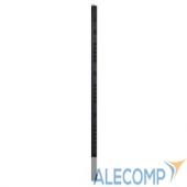 R-16-15S-10C13-V-1820 ЦМО Вертикальный блок розеток Rem-16 с выкл., 15 Shuko, 10 C13, вход IEC 60320 C20 16A, алюм., 42-48U (R-16-15S-10C13-V-1820)