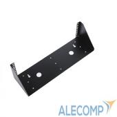 КНО-В-2U-9005 ЦМО! Кронштейн телекоммуникационный настенный вертикальный 2U, цвет черный КНО-В-2U-9005