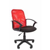 7021076 Офисное кресло Chairman 615 TW красный