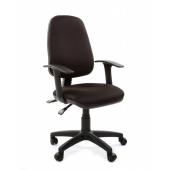 7022357 Офисное кресло Chairman 661 15-21 черный sl