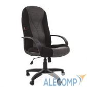 7017615 Офисное кресло Chairman 785 TW-11 черный + TW-12 серая N