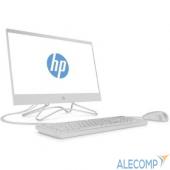"3ZD32EA Моноблок HP 200 G3 3ZD32EA white 21.5"" FHD i3-8130U/4Gb/1Tb+128Gb SSD/DVDRW/Win10Pro/"