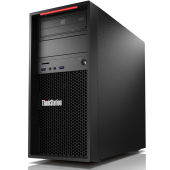 30BH000HRU Компьютер Lenovo ThinkStation P320 MT i7 7700/16Gb/SSD256Gb/P4000 8Gb/DVD-RW/Win 10 Pro 64/Kb + M/Cam (30BH000HRU)