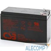 698900 Аккумулятор CSB GP1272 (12V 7Ah F2 (28W))