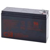 HR12-24W Аккумулятор CSB HR1224W, 12V 5,5Ah