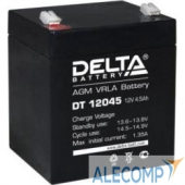 DT12045 Аккумулятор Delta DT 12045 (4.5Ah, 12V) DT12045