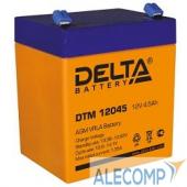 DTM12045 Аккумулятор Delta DTM 12045 (4,5Ah, 12V) DTM12045