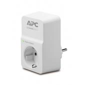 PM1W-RS APC Essential SurgeArrest 1 outlet 230V Russia. PM1W-RS