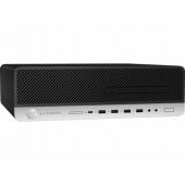 1FU42AW Компьютер HP EliteDesk 800 G3 SFF Core i5-7500,8GB-2400 (2x4GB),500GB,DVDWR,USB kbd/mouse,Win10Pro, 1FU42AW