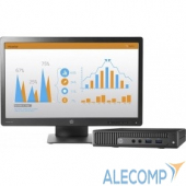"2TP22EA Компьютер HP Bundles 260 G2.5 2TP22EA DM i3-6100U/4Gb/500Gb/Win10Pro/P232 23"" Monitor"