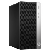 4CZ29EA 4CZ29EA Персональный компьютер HP ProDesk 400 G5 MT Core i5-8500,8GB,256GB M.2,DVDRW,USBkbd mouse,HP DisplayPort Port,Win10Pro(64-bit),1-1-1 Wty
