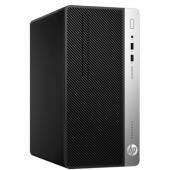 4CZ67EA 4CZ67EA Персональный компьютер HP ProDesk 400 G5 MT Core i7-8700,8GB,1TB,DVDRW,USBkbd mouse,HP DisplayPort Port,Win10Pro(64-bit),1-1-1 Wty