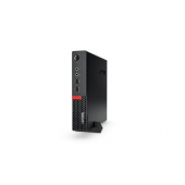 10MRS04H00 Компьютер Lenovo ThinkCentre Tiny M710q I5-7400T 4Gb 128GB SSD NoDVD INTEL_3165+BT_1X1AC USB NO_OS 3Y on-site 10MRS04H00