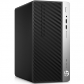 4VF02EA 4VF02EA Компьютер HP ProDesk 400 G5 MT, Core i5 8500, 8Gb, 500Gb, DVD-RW, Kb + M, DOS (4VF02EA)