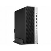 4HN40EA 4HN40EA Персональный компьютер HP EliteDesk 705 G4 SFF AMD R3 Pro 2200G / 8GB / 256GB M.2 2280 PCIe NVMe / W10p64 / DVD-WR / 3yw / USB Slim kbd / USBmouse / HP VGA Port(2KS06EA)