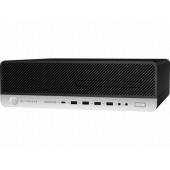 4KW28EA Компьютер 4KW28EA Пк HP EliteDesk 800 G4 SFF Core i5-8500 3.0GHz,8Gb-2666(1),1Tb 7200,DVDRW,USB kbd+mouse,VGA,3y,Win10Pro