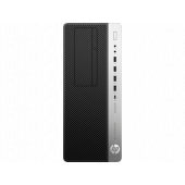 4QC42EA Компьютер 4QC42EA Пк HP EliteDesk 800 G4 TWR Core i5-8500 3.0GHz,8Gb-2666(1),256Gb SSD,DVDRW,USB kbd+mouse,DisplayPort,3y,Win10Pro