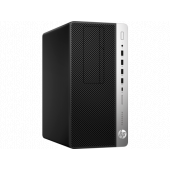 3XX09EA Компьютер 3XX09EA Пк HP ProDesk 600 G4 MT Core i5-8500 3.0GHz,8Gb-2666(1),256Gb SSD,AMD Radeon RX 580 4Gb GDDR5,DVDRW,USB kbd+mouse,VGA,3y,Win10Pro