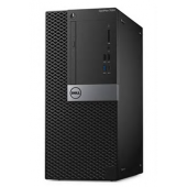 7050-1801 Компьютер Dell Optiplex 7050 MT i5 6500T (2.5)/8Gb/1Tb/HDG530/Linux/WiFi/BT/65W/Kb + M/Черный