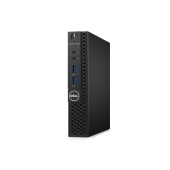 3050-0498 Компьютер Dell Optiplex 3050 Micro,Pentium G4400T (2,9GHz),4GB ,500GB (7200 rpm), HD 510,Linux,TPM, VGA,1 years NBD 3050-0498