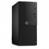 3050-0337 Компьютер Dell Optiplex 3050 MT,i3-6100 (3,7GHz),4GB ,500GB (7200 rpm), HD 530,Linux,TPM,DVD,1 years NBD 3050-0337