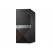 3670-3131 Компьютер 3670-3131 Dell Dell Vostro 3670 MT Core i3-8100 (3,6GHz),4GB ,1TB (7200 rpm),NVidia GT 710 (2GB),W10 Home,MCR,1 year NBD