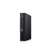 3060-7588 Компьютер 3060-7588 Dell Optiplex 3060 Micro Core i5-8500T (2,1GHz)8GB (1x8GB)1TB (7200 rpm) UHD 630LinuxTPM, VGAVGA1 years NBD