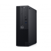 3060-7526 Компьютер 3060-7526 Dell Optiplex 3060 SFF Core i5-8500 (3,0GHz)8GB (1x8GB)1TB (7200 rpm) UHD 630LinuxTPM1 years NBD