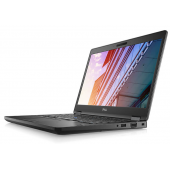 "5591-7434 Ноутбук Dell Latitude 5591, Core i5 8300H, 15.6"" FHD, 8Gb, SSD 256Gb, Linux, Black (5591-7434)"