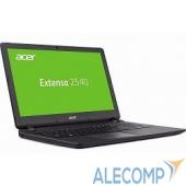 "NX.EFHER.014 Ноутбук Acer Extensa EX2540-55BU NX.EFHER.014 black 15.6"" HD i5-7200U/4Gb/500Gb/Linux"