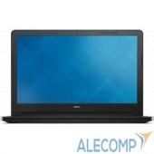 "3552-0507 Ноутбук Dell Inspiron 3552 Celeron N3060U 1.6 GHz,15.6"" HD Cam,4GB DDR3,500GB 5.4krpm, HD,WiFi,BT,4C,2.2kg,1y,no RJ45,Linux,Black"